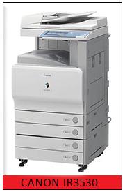 Copiatoare Alb - Negru Canon IR 3530