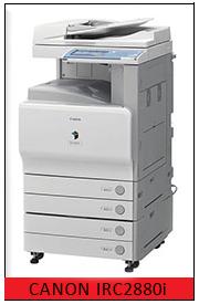 Copiatoare Color  Canon IRC2880i